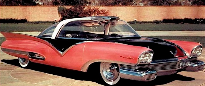 Concept Cars Of The 1950 S St Albert S Place On The Web