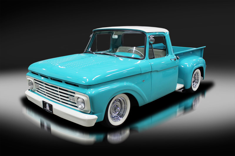 2016 Ford Cars >> 1964 Ford F-100 | St. Albert's Place