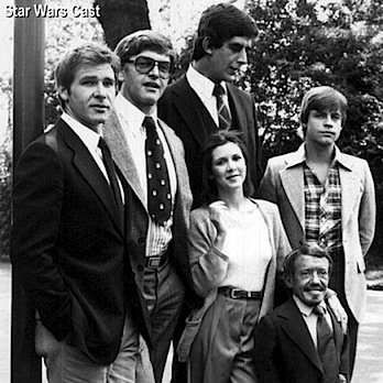 Star Wars Cast Now. Re: Star Wars Cast