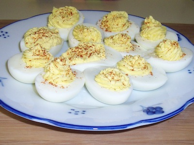 Special Deviled Eggs | St. Albert's Place On The Web